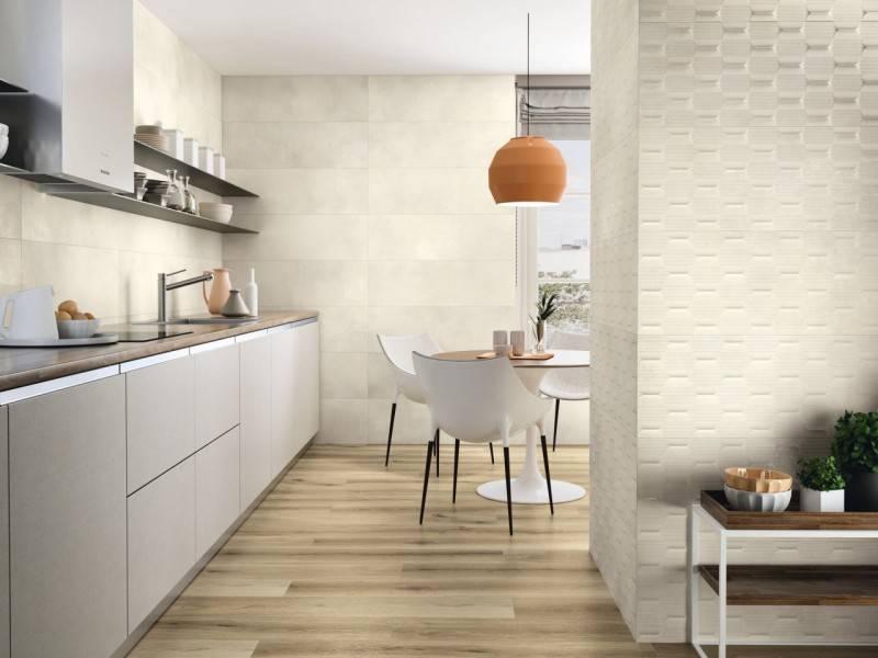 Keramične ploščice Koen za kuhinjo in kopalnico