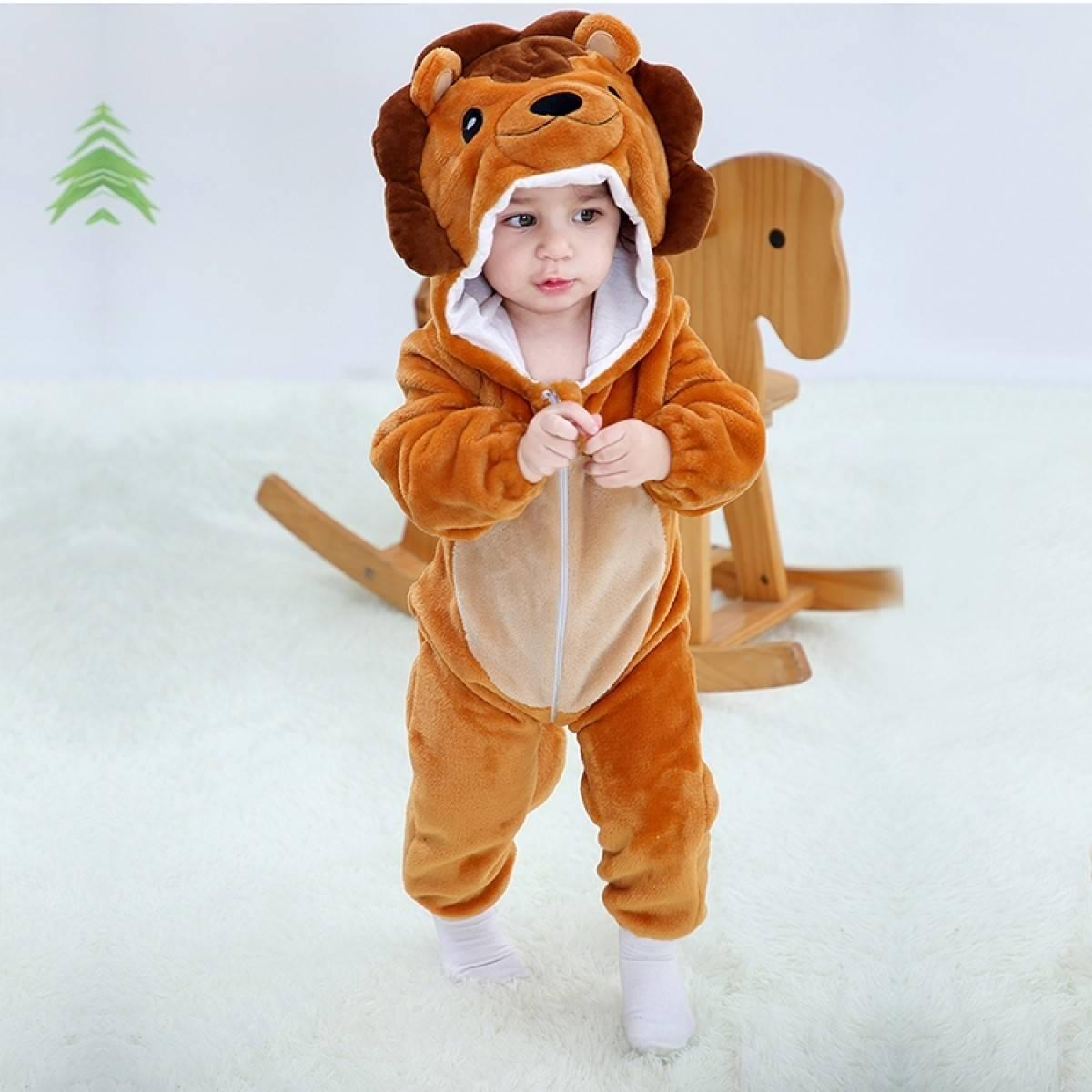Otroški pustni kostum lev