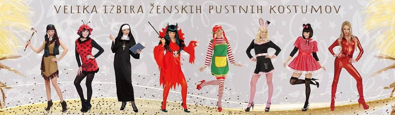 Ženski kostumi
