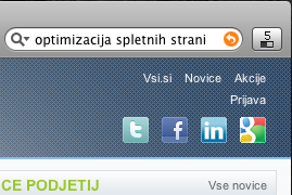 vsi.si, page rank 5, optimizacija spletnih strani