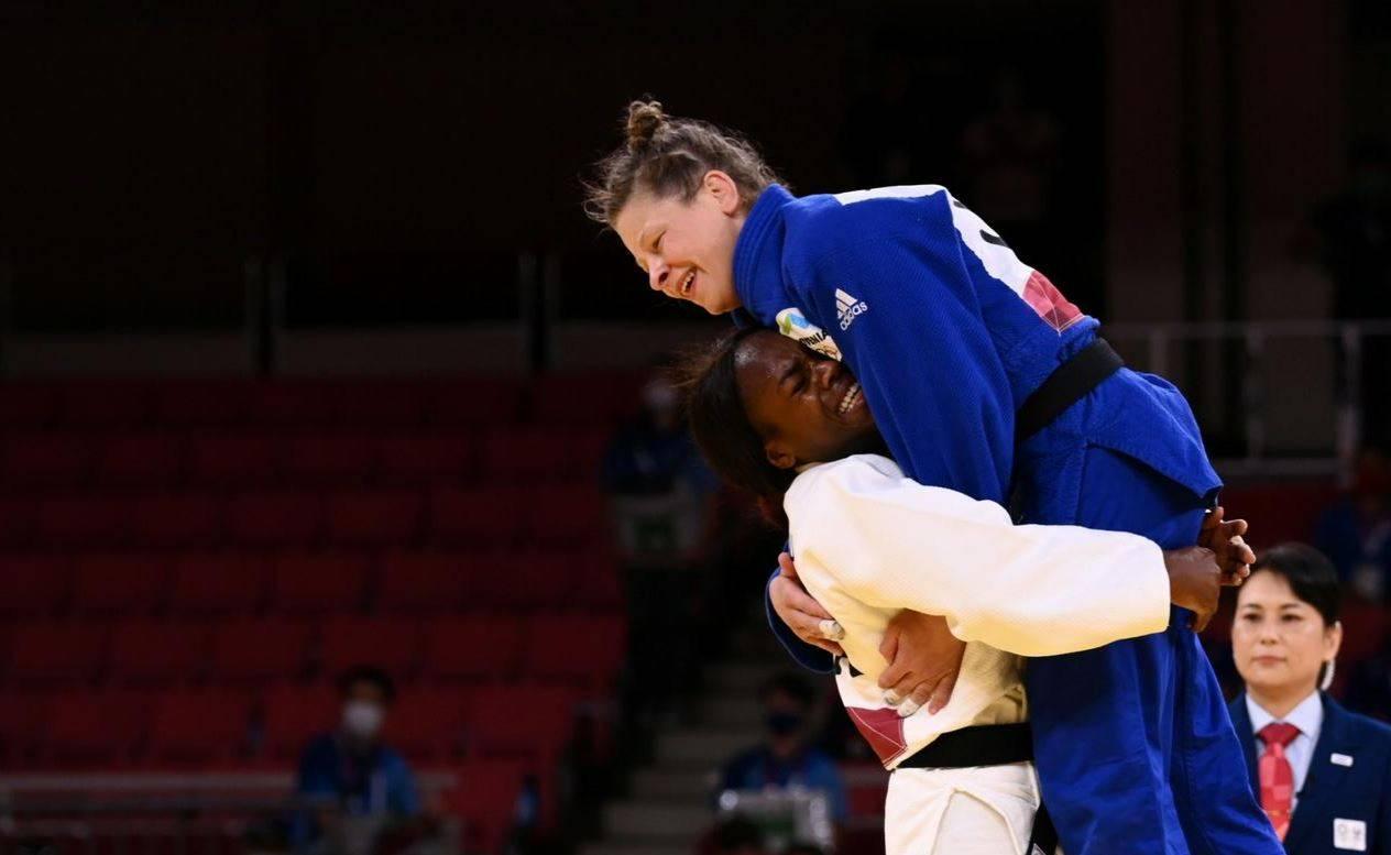 Tina Trstenjak je osvojila olimpijsko srebro