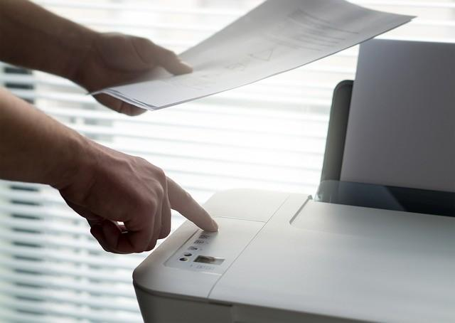 Visokozmogljiv tiskalnik