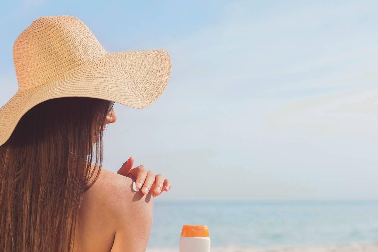 zdrava krema za sončenje