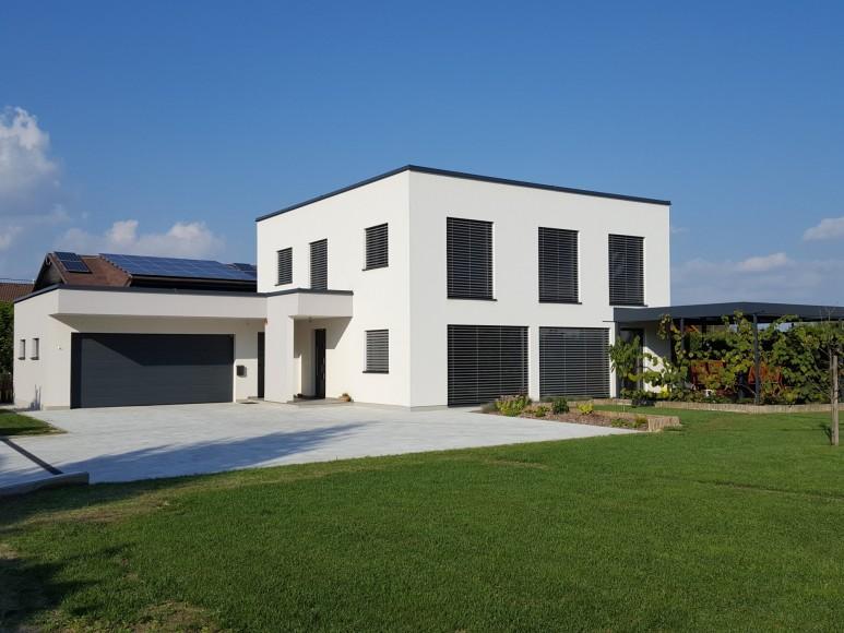 Moderna hiša na ključ - KR