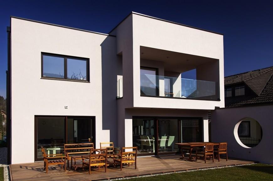 Moderna hiša na ključ - Avant