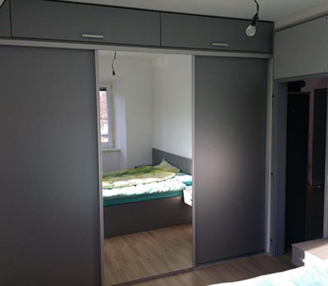 Vgradne omare za shranjevanje