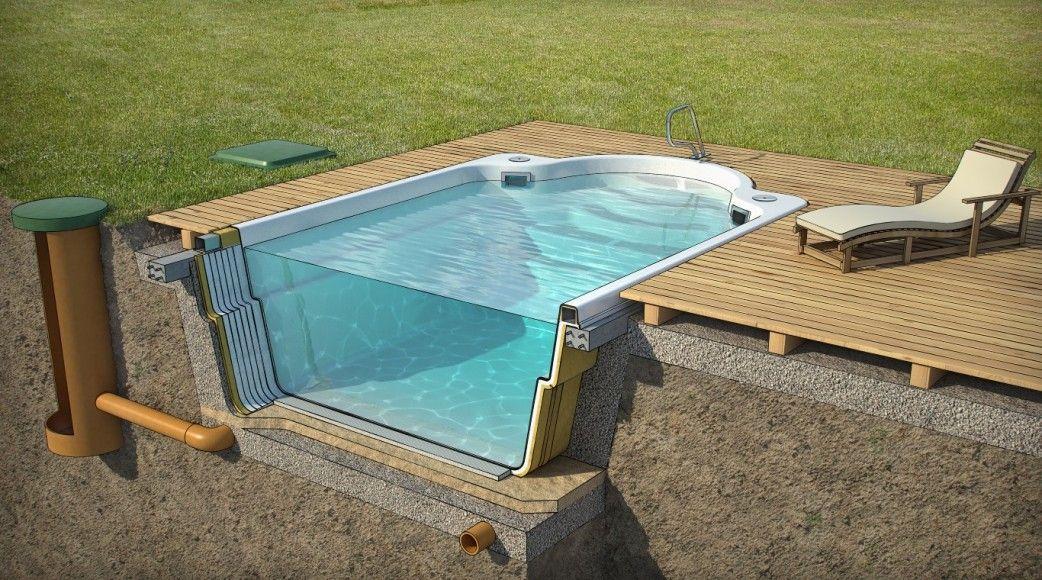Gradnja bazena