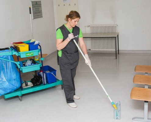 Čiščenje poslovnih prostorov Maribor in Celje