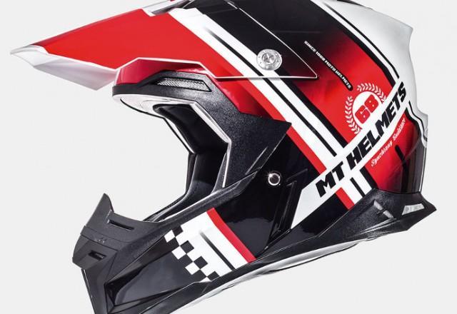 Motoristična čelada MT Helmets v Ljubljani!