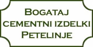 Cementni izdelki Viljem Bogataj s.p.