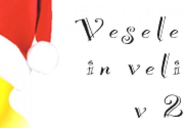Vse najlepše v 2012 vam želi VSI.SI