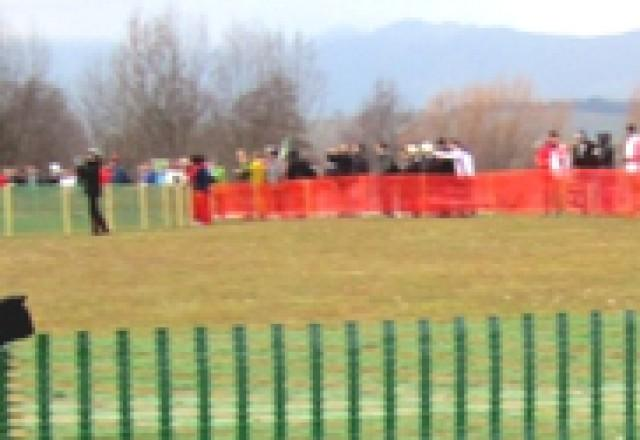 Atleti na EP v krosu v Velenju prali v Gorenjevi RedSet Laundrette pralnici