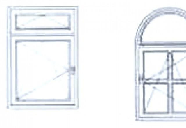 Izvedba »na ključ«! Razmišljate, da bi zamenjali stara okna?
